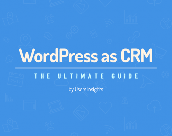 WordPress as CRM
