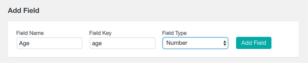 Create WordPress custom user meta number field