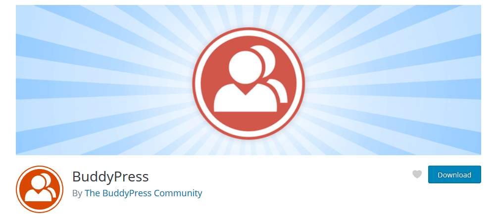 BuddyPress plugin for membership sites