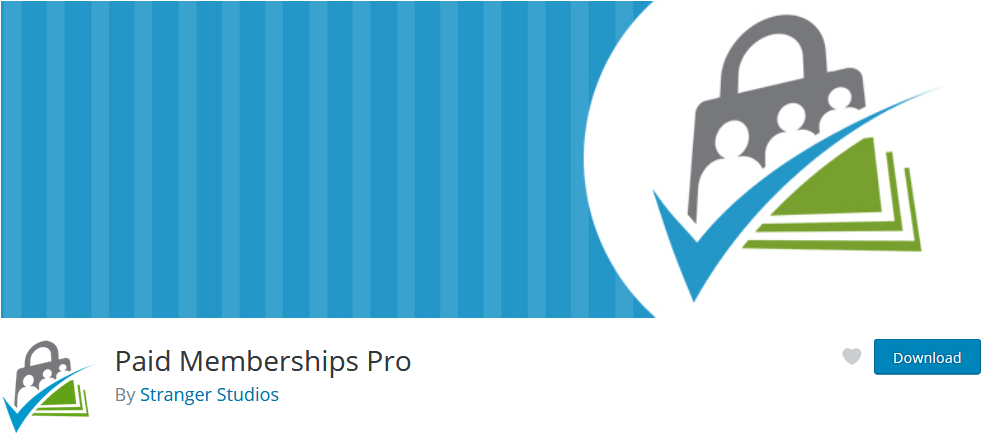 Paid Memberships Pro for WordPress private pages creation