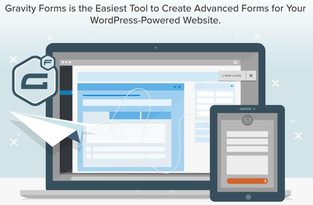 Gravity Forms WordPress plugin for surveys