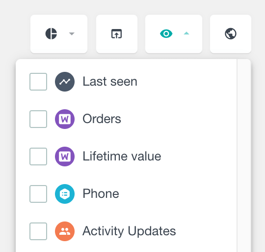 Users Insights icon redesign